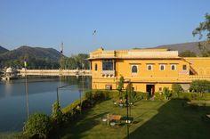 Hotel Nawal Sagar Palace BUNDI  vrijdag 6 november