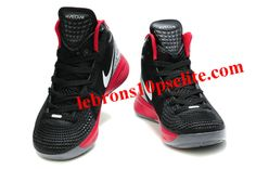 48b28832b0fee Blake Griffin Shoes - Nike Zoom Hyperdunk 2011 Black Red Nike Shoes For Sale