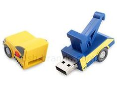 Tow Truck Shaped USB Flash Drive |Gadgetsin