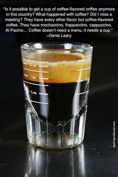 Coffee-Flavored Coffee