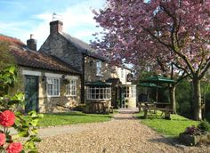 The Black Swan at Oldstead - fabulous restaurant in the heart of Yorkshire!
