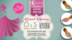 Shilpsutra.com is delighted to announce the opening their first store in Delhi NCR region. You are cordially invited to our store opening on 27th February, 2016.   The store offers more collection of juttis and apparels. We are also offering some really amazing discounts on our products to our store visitors.  #Store #Opening #Shopping #discount