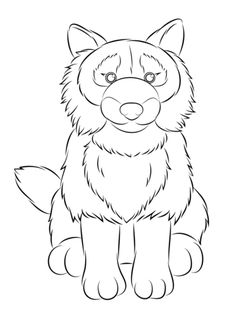 Cute Get Well Soon Coloring page