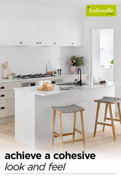 Kitchen Room Design, Diy Kitchen Decor, Interior Design Living Room, Space Kitchen, Kitchen Designs, Kit Design, New Kitchen, Home Kitchens, Kitchen Remodel