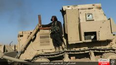 Штурм Мосула: война в стиле «Безумного Макса»