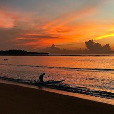 WEBSTA @ olgaar - No words😘🙊 Sunrise on Bali