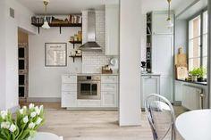 Recursos para crear amplitud visual en una vivenda pequeña | Decorar tu casa es facilisimo.com