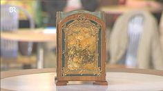 Wozu dieses hübsche Kästchen überhaupt gedient hat, ist nicht vollständig zu klären. Entstanden ist es um 1860/1870 in Frankreich - oder nach französischem Vorbild. Geschätzter Wert: 1.200 bis 1.800 Euro - Objet de la vendu