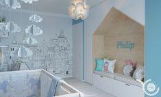 Kidsroom, Twinkle Twinkle, Nursery Decor, Toddler Bed, Baby Boy, Moon, Clouds, Furniture, Instagram