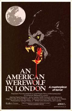 Halloween Marathon - An American Werewolf in London