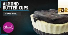 Almond Butter Cups Recipe, Muffin, Nutrition, Breakfast, Fitness, Desserts, Recipes, Food, Morning Coffee