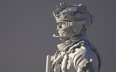 Hello Gentlemen, its been a while. This is my latest piece of work. I hope you like it. Dog Soldiers, Military Special Forces, Poses, Tactical Gear, Cyberpunk, Devil, Sculpting, Weapons, Character Design