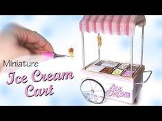 Como fazer Ovos de Páscoa de chocolate comestível e cesta da Páscoa ou piquenique em miniatura - YouTube