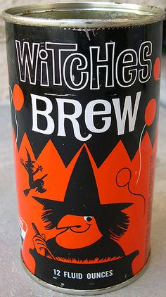 Witches Brew. Source: The Museum of American Packaging.