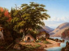 Specialists in selling artwork by Cornelius Krieghoff and other Canadian artists for over sixty years. Contact us to sell your artwork by Cornelius Krieghoff. Canadian Painters, Canadian Artists, Sainte Claire, Canada, Alex Colville, Cornelius, Mountain Man, Winter Scenes, Quebec