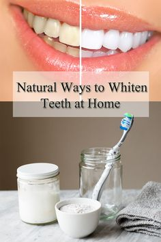 3 Natural Ways to Whiten Teeth at Home - Hello Beauty