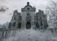 Chateau de la Mothe-Chandeniers | Flickr - Photo Sharing!
