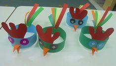 5ο Νηπιαγωγείο .... Σερρών : Τσικνοπέμπτη! Carnival Crafts, Carnival Masks, Carnival Costumes, School Carnival, Little Red Hen, Easter Crafts, Cool Kids, Art For Kids, Art Projects