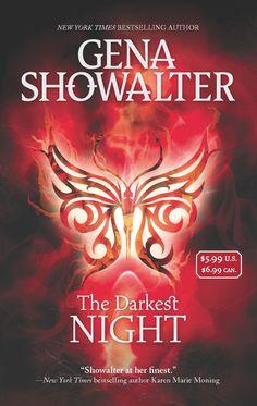The Darkest Night – Gena Showalter