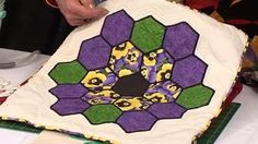 Hexagons with Jennie Rayment