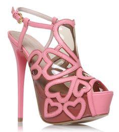 Valentines Shoes: Kurt Geiger Kitty