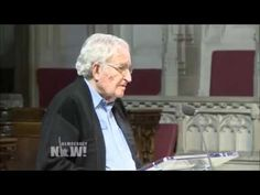 Noam Chomsky on Trump and the decline of the American Superpower. Filmed on December 5th, 2016
