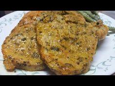 Chuletas a la Criolla al Vapor - YouTube