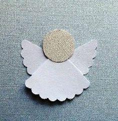 Angel Out Of Paper #Home #Garden #Trusper #Tip