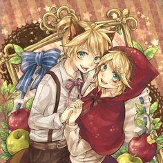 #anime caperucita roja