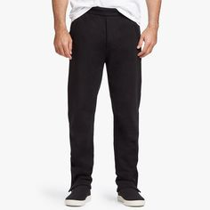 James Perse Y/Osemite French Terry Track Pant - Heather Grey 3