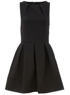 4. Dorothy Perkins Black Pleated Skirt Dress Price: $70.00 at dorothyperkins.com This dress is sure to take you through a range of occasions. From work to play, it can be styled in a …