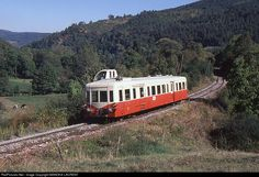 RailPictures.Net Photo: X 3889 SNCF X 3800 at Annonay, France by MANOHA LAURENT