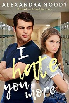 Now I don't know about you, but I LIVE for Hate to Love YA Books. There's just something about watching the characters fall in love. Teen Romance, Romance Movies, Romance Books, Teen Movies, Netflix Movies, Ghost Movies, 2011 Movies, Novels To Read, Books To Read