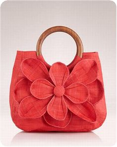 Lovely summer purse