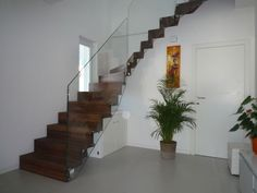 Faltwerktreppen - Faltwerktreppe - Escalier suspendus - Tiled-slab staircase
