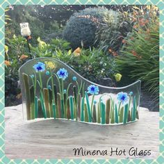 About the seller: This stunning item has been hand crafted and fused in Devon by Minerva Hot Glass. Minerva Hot Glass is run by mother and daughter Christine and Kerry, who bring their skills together to produce a range of beautify jewellery, and household gifts. About this item:
