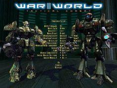 War World Tactical Combat Game Download