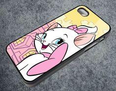 Cute Marie The Cat Iphone Case for iphone 5 Case AR1183