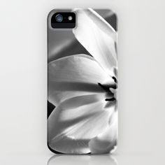 tulip iPhone & iPod Case by Agnessa Lifits - $35.00