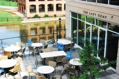 The Lazy Goat: Mediterranean and Tapas