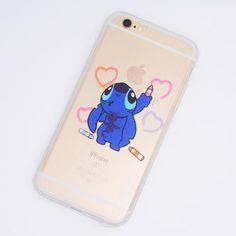 Hot Totoro Phone Cases Fundas Coque for iPhone 6 7 Plus SE 5 Caso Shell Flower Flamingo Superman Dinosaur Stitch Cover Iphone 5s, Coque Iphone 6, Iphone 7 Plus Cases, Ipod, Cute Cases, Cute Phone Cases, Galaxy S3, Lilo Y Stitch, Disney Phone Cases