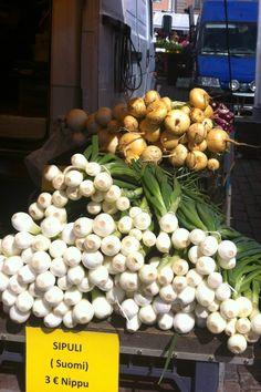Onions Finland
