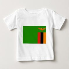 Shop for the best Template baby t-shirts right here on Zazzle. Upgrade your child's wardrobe with our stylish baby shirts. Zambia Flag, Shirt Template, Political Events, Best Templates, Stylish Baby, National Flag, Baby Shirts, Basic Colors, Flags