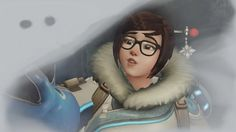 Overwatch: Watch this dev painstakingly animate one of Mei's highlight intros