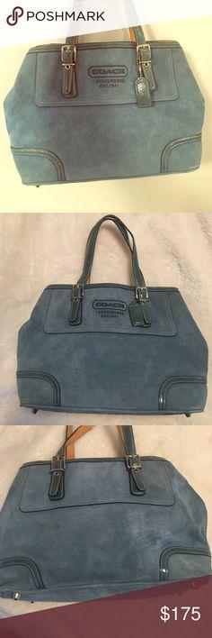 Coach Bag Its 9 by 14 inches wide ef7708c5e9e5c