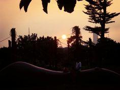 Mais um pôr do sol. #taiwan2011pc #patriciachen