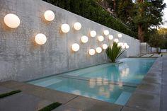 Light Wall & Pool