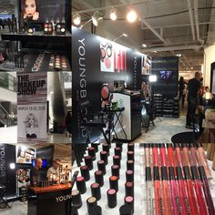 Youngblood Cosmetics at The Makeup Show LA 2016
