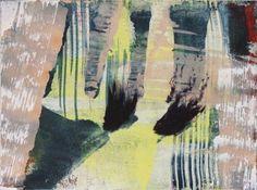 robert-zandvliet Untitled, 2010 egg tempera on paper 9 1/16 x 12 3/16 inches (23 x 31 cm)