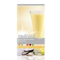 Natural Balance Shake -vaniljanmakuinen juomajauhe